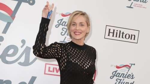 INFO CLOSER. Sharon Stone : pourquoi elle a laissé tomber les sites de rencontres