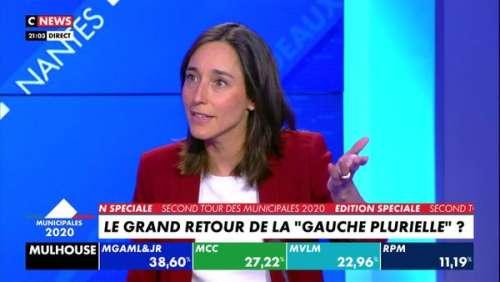 Brune Poirson : sa colère froide (et un peu vulgaire) en plein débat sur les Municipales