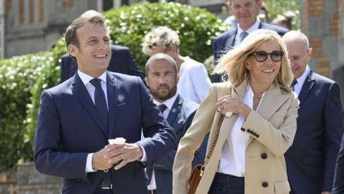 Emmanuel Macron : son clin d'oeil malicieux au frère de sa femme Brigitte pendant leur mariage