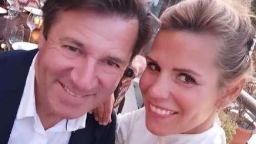 Laura Tenoudji : pour l'anniversaire de son mari Christian Estrosi, elle dévoile une adorable photo avec sa fille Bianca