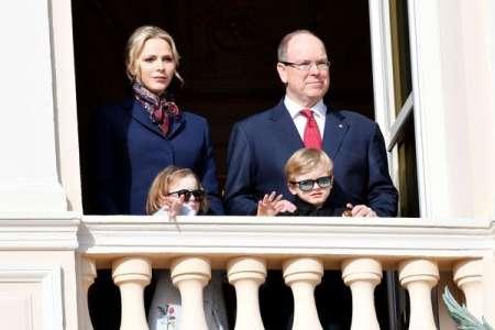 Albert et Charlène de Monaco très décontractés avec leurs jumeaux pour célébrer leurs 9 ans de mariage