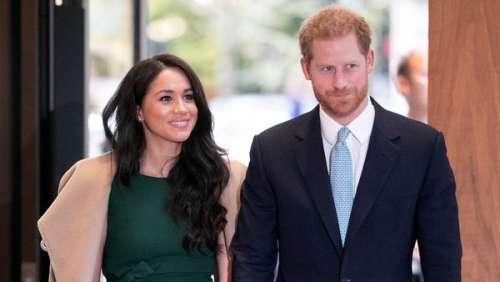 Meghan Markle et prince Harry : ce changement qui les éloigne encore un peu plus de la famille royale