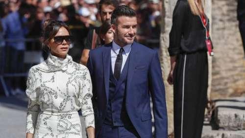 David Beckham raconte la première fois où il a vu Victoria