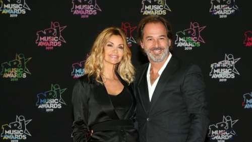 Ingrid Chauvin et son mari