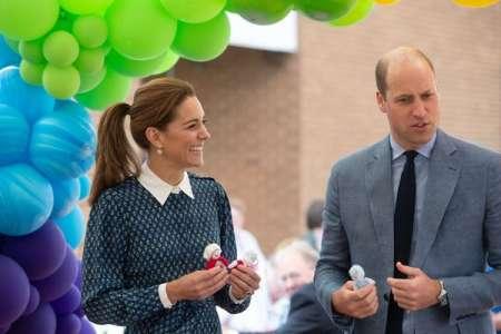 Kate Middleton : ce cadeau trop mignon reçu lors d'une visite à l'hôpital avec le prince William
