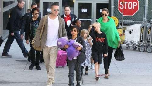 Angelina Jolie et Brad Pitt amis : comment la thérapie familiale les a réconciliés