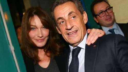 Nicolas Sarkozy fan de Carla Bruni : ce clin d'oeil amusant pour la sortie de son single