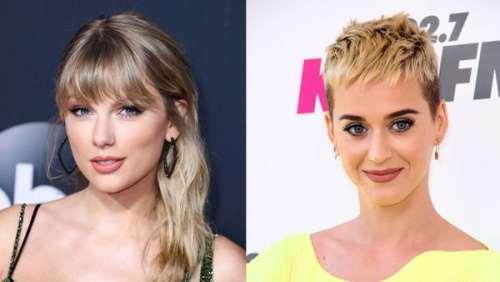 Ex-rivales, Katy Perry et Taylor Swift seraient en réalité cousines !