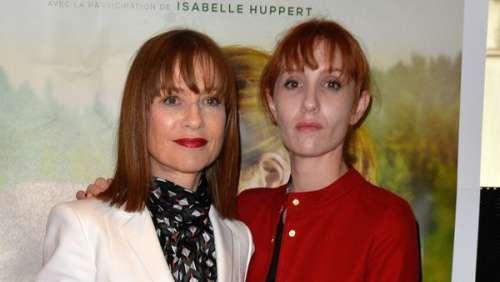 Isabelle Huppert: qui est sa fille, Lolita Chammah