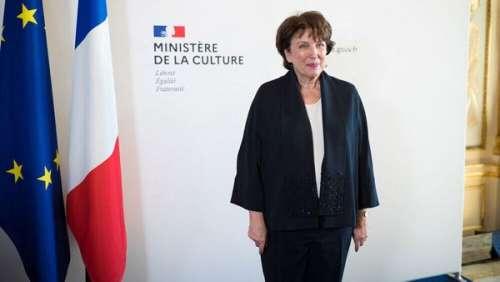 Roselyne Bachelot, ministre de la Culture : elle a perdu la moitié de ses revenus en rejoignant le gouvernement