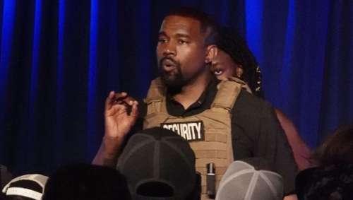 Kim Kardashian : son mari Kanye West affirme l'avoir empêchée d'avorter de leur premier enfant