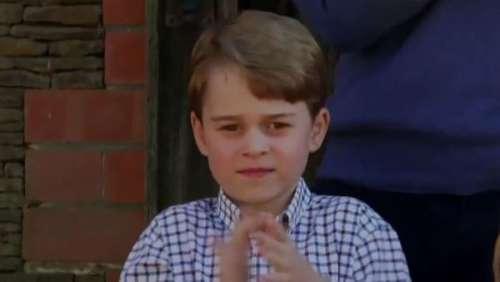 Prince George fête ses 7 ans : son pull très abordable choisi par Kate Middleton