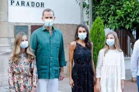 Letizia d'Espagne : ses filles Leonor et Sofia piquent son style avec une de ses marques préférées