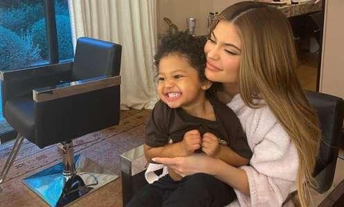 Kylie Jenner : ce cadeau hors de prix pour sa fille Stormi qui fait jaser