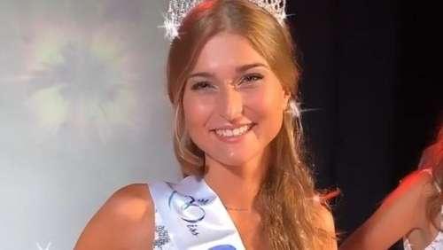 Miss France 2021 : découvrez Noémie Leca, la sublime Miss Corse 2020