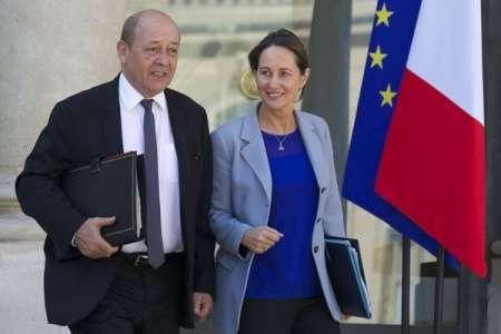 Ségolène Royal : son tacle railleur à la bourde de Jean-Yves Le Drian