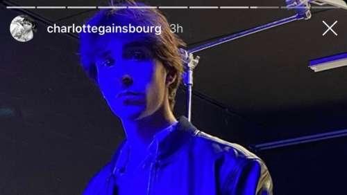 Charlotte Gainsbourg mère protectrice : elle partage des photos de son fils Ben sur son prochain tournage