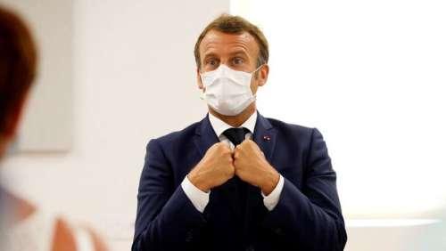 Emmanuel Macron : un de ses proches collaborateurs est le fils d'une ex-chroniqueuse de Laurent Ruquier