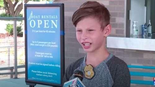 Un garçon de 9 ans, placé en famille d'accueil, a reçu 5 000 demandes d'adoption après une interview déchirante