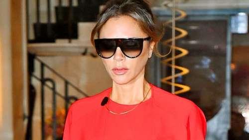 Victoria Beckham a engagé la petite amie de son fils Romeo pour présenter sa collection