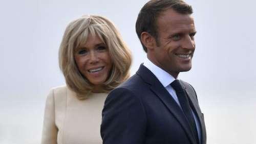 Emmanuel Macron : cette remarque taquine des petits-enfants de sa femme Brigitte