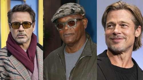 Brad Pitt, Robert Downey Jr… Ces acteurs qui ont lutté contre leurs addictions