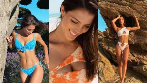 Iris Mittenaere : ses plus beaux maillots de bain de l'été
