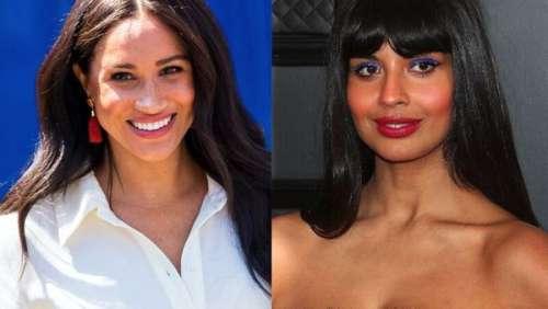 Meghan et Harry confinés avec Jameela Jamil ? L'actrice met les choses au clair