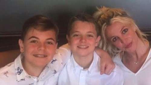 Britney Spears : la tendre déclaration de la star pour l'anniversaire de ses fils