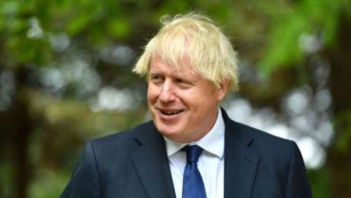 Boris Johnson a fait baptiser son fils Wilfred dans le plus grand secret