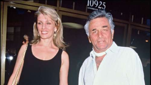 Peter Falk : qui était sa femme Shera, de 22 ans sa cadette ?