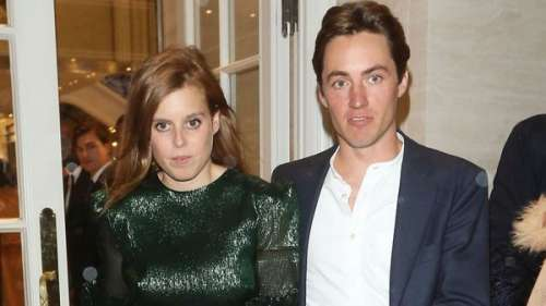 Princesse Beatrice une belle-mère au top : sa session shopping avec le fils de son mari