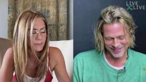 Brad Pitt : ce compliment de Jennifer Aniston qui l'a fait rougir