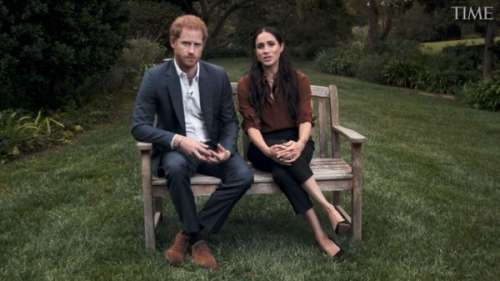 Meghan et Harry brisent le protocole dans une rare apparition en couple