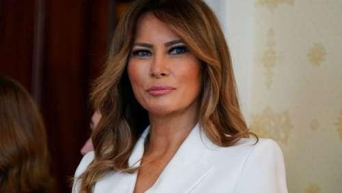 Melania Trump : cette curieuse raison de son emménagement tardif à la Maison Blanche