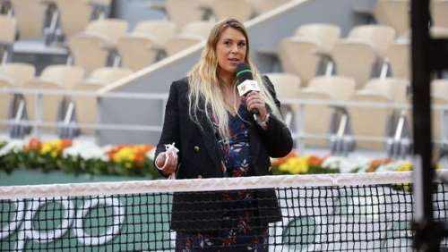 Marion Bartoli enceinte : la future maman affiche son ventre arrondi à Roland Garros