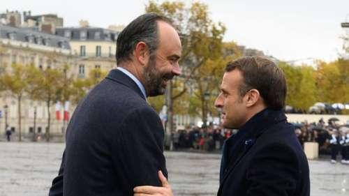 Emmanuel Macron : pourquoi il organise un déjeuner en catimini avec Édouard Philippe