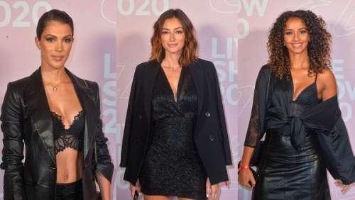 Défilé Etam 2020 : Iris Mittenaere, Rachel Legrain-Trapani... les stars n'ont rien raté du spectacle