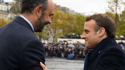 Emmanuel Macron : cette récompense prestigieuse bientôt décernée à Edouard Philippe
