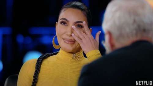 Kim Kardashian craque et fond en larmes : cette mystérieuse bande-annonce de Netflix (VIDEO)