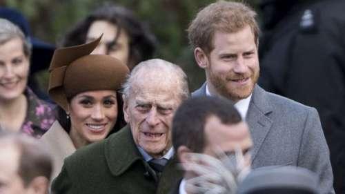 Prince Philip : pourquoi il a séché la réception du mariage de Meghan et Harry