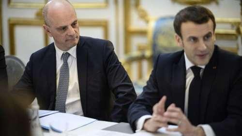 """Jean-Michel Blanquer : cette décision d'Emmanuel Macron qui l'a """"chatouillé"""""""