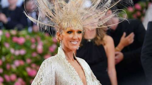 Céline Dion au naturel, poste une rare photo sans maquillage