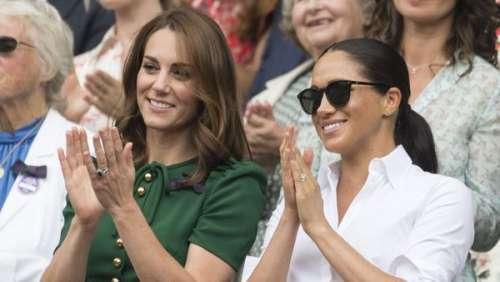 Kate Middleton devant Meghan Markle : la duchesse dépasse la femme de Harry dans un nouveau classement