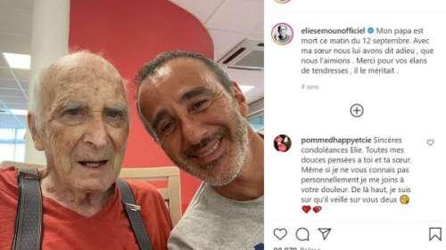 Elie Semoun : de quoi est mort son père ?
