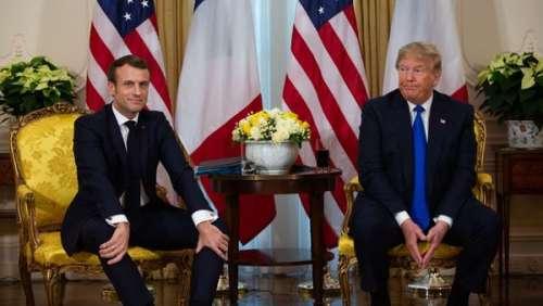 Emmanuel Macron : cette bourde de Donald Trump qui ne passe pas