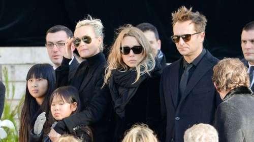 Héritage de Johnny : Laeticia Hallyday se confie à demi-mot sur l'accord trouvé avec Laura Smet et David Hallyday