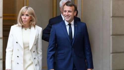 Brigitte Macron cas contact : que se passe-t-il si Emmanuel Macron tombe malade ?