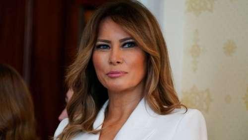 Melania Trump remplacée par un sosie : cette nouvelle photos qui relance la rumeur persistante