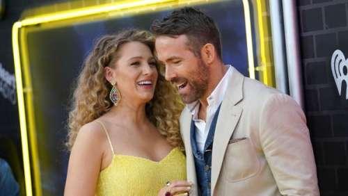 Blake Lively ce détail hilarant de sa dernière photo avec son mari Ryan Reynolds